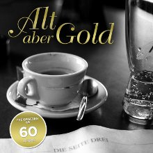 Gabriele Peters CD-Cover Alt aber Gold 2012